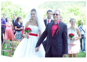Svatba na statku Vletice
